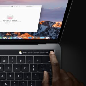 Touch ID do MacBook Pro