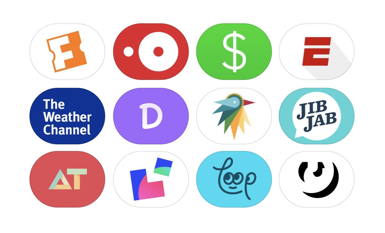 iMessage Apps com crescimento de downloads