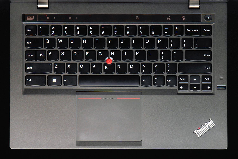Protótipo do Lenovo ThinkPad X1 Carbon com recurso semelhante à Touch Bar