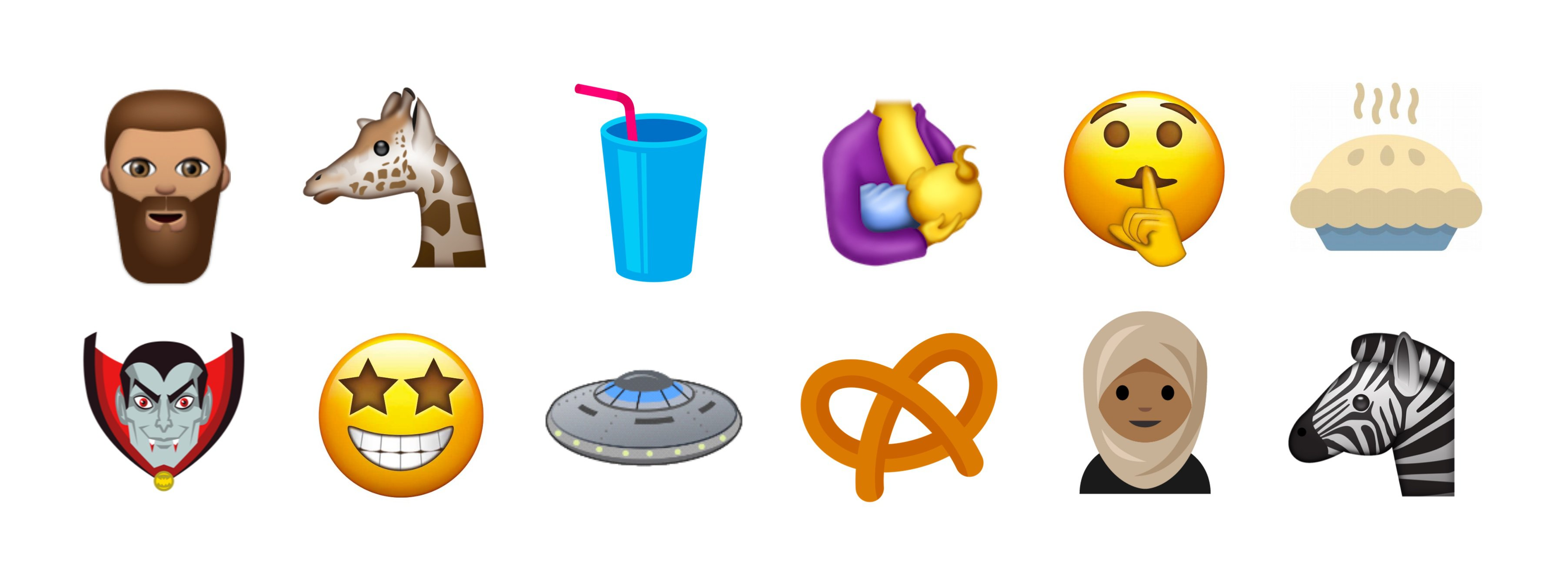 Emojis 2017