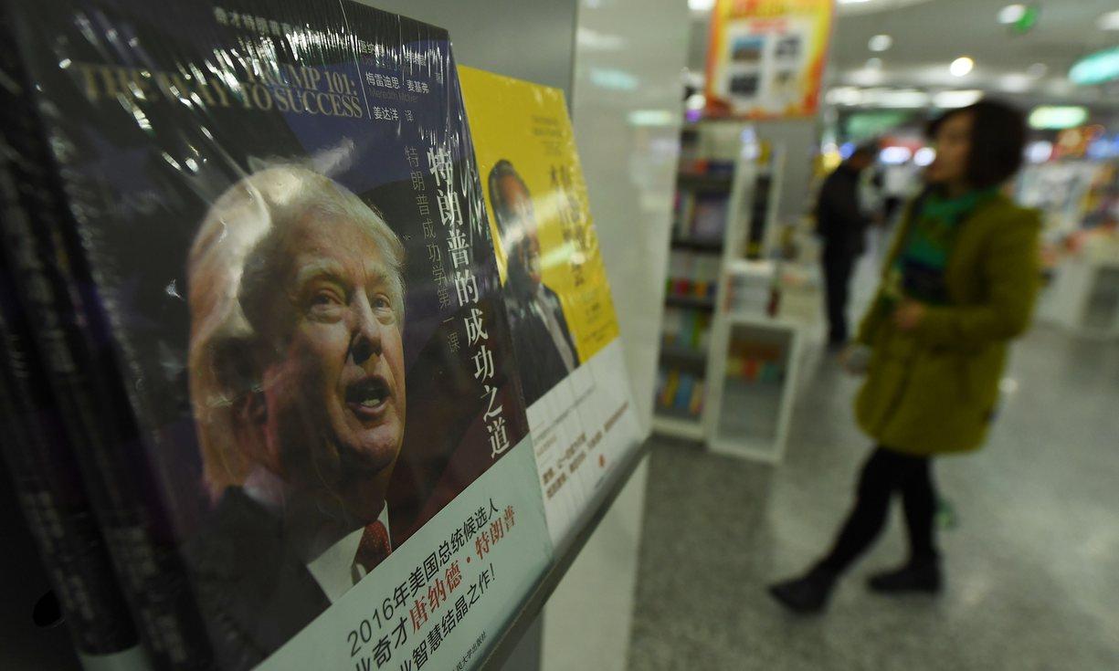 Trump China iPhones