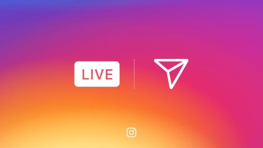 Novos recursos do Instagram