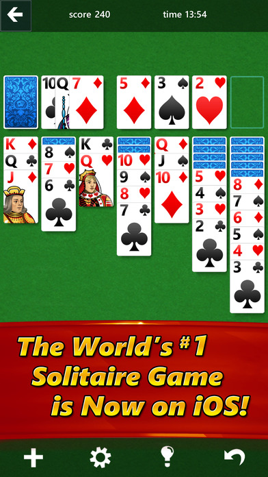 Microsoft Solitaire Collection para iOS
