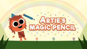 Artie e o Lápis Mágico