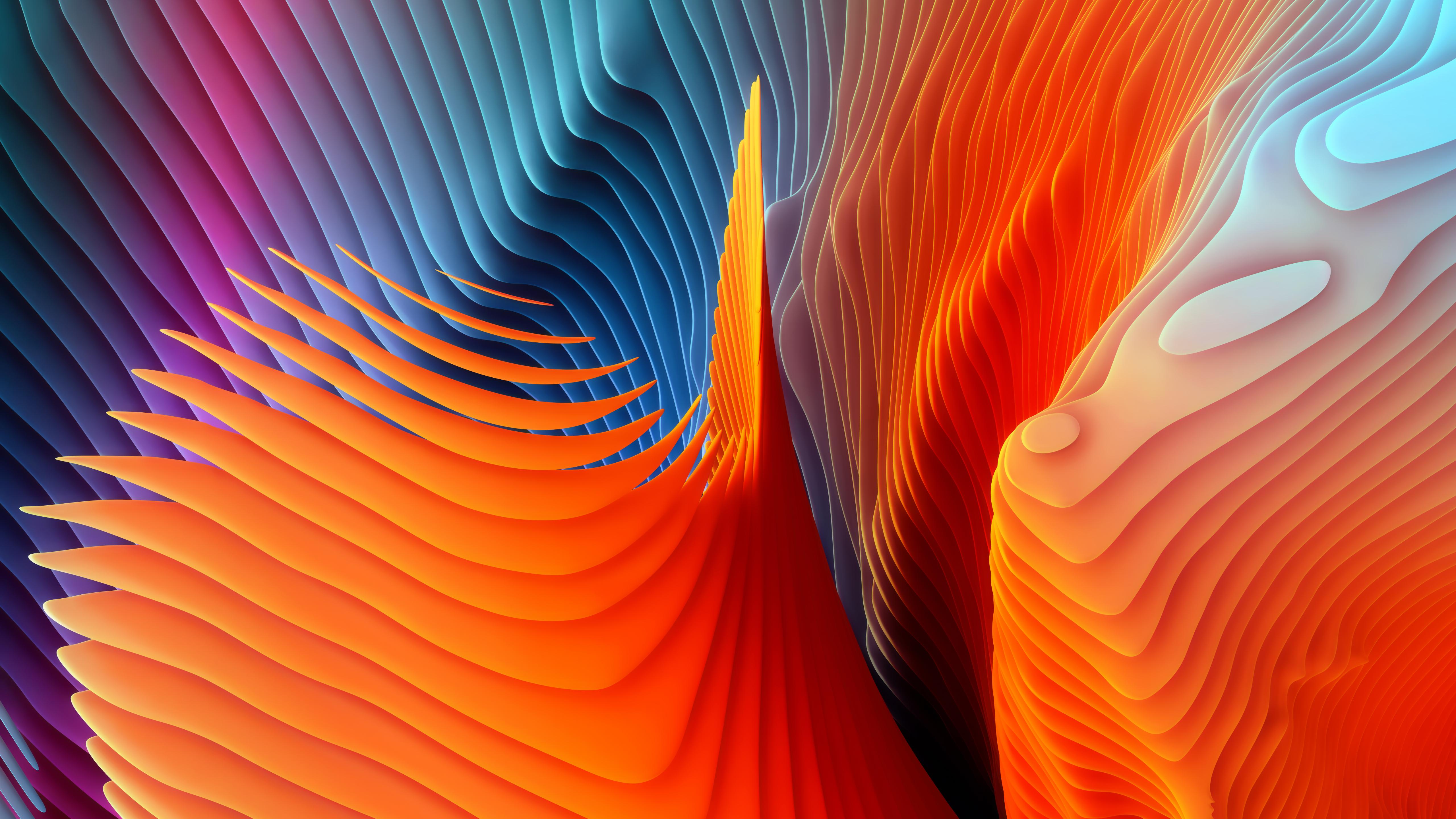 Novo wallpaper do macOS Sierra 10.12.2