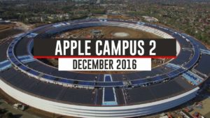 Apple Campus 2 - DEC 2016