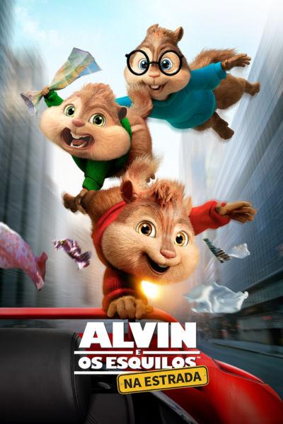 Filme - Alvin e os Esquilos: Na Estrada