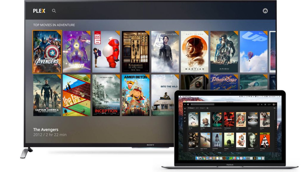 Plex Media Player para Mac