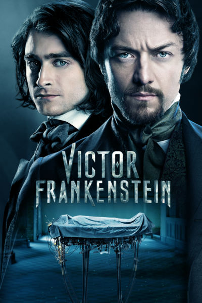 Filme - Victor Frankenstein