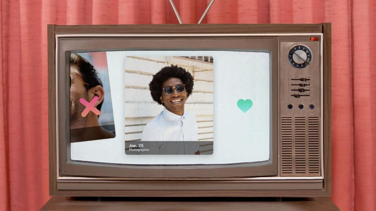 Tinder para Apple TV