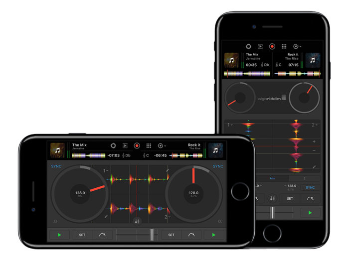 djay Pro para iPhone