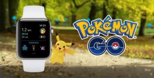 Pokémon GO para Apple Watch