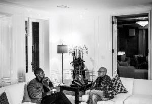 Larry Jackson e Jimmy Iovine