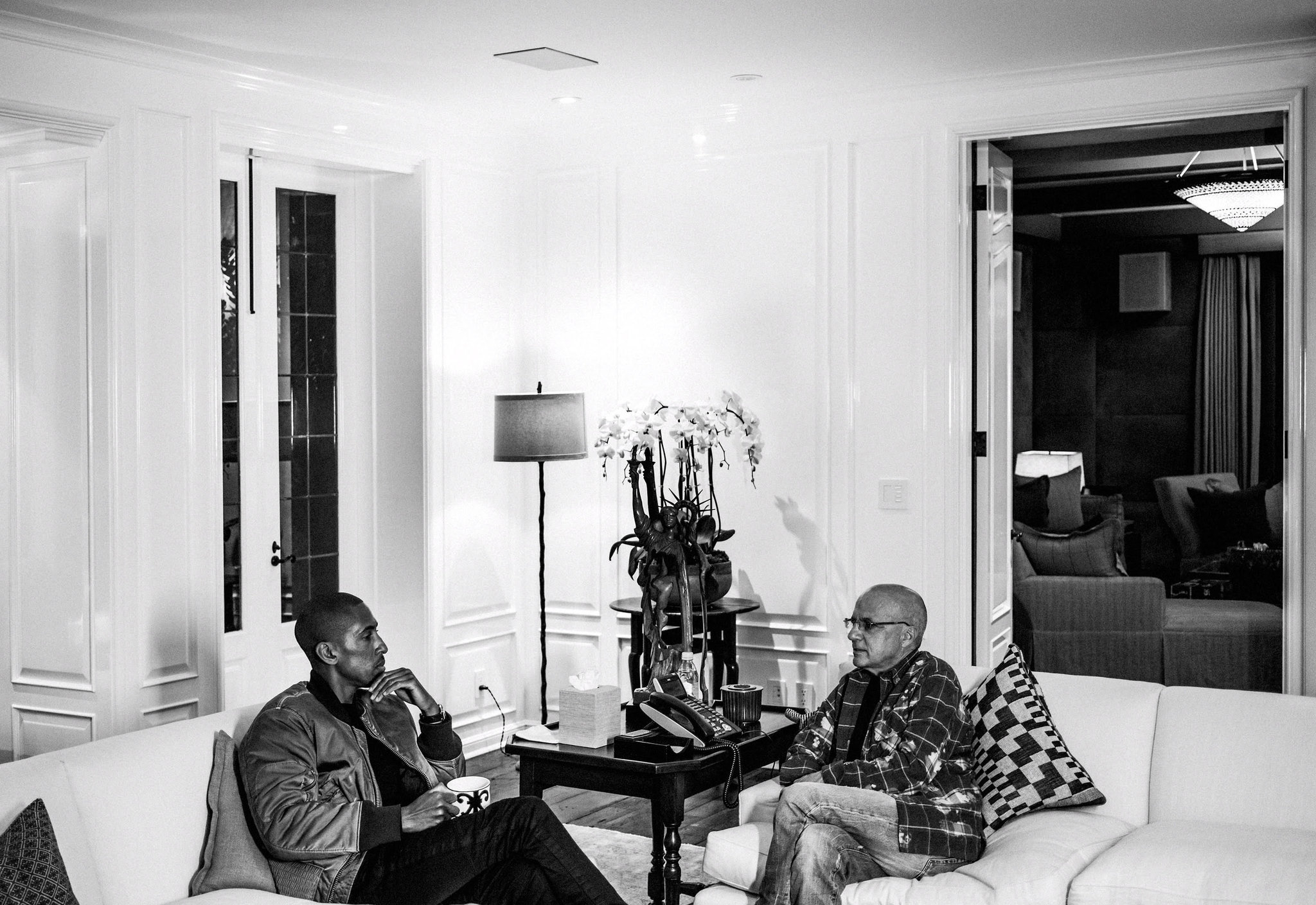 Larry Jackson e Jimmy Iovine