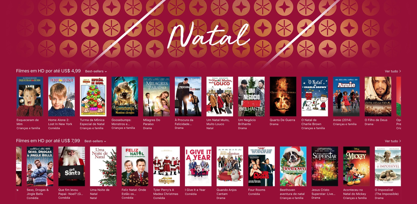 Natal - iTunes [Movie] Store