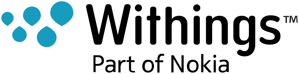 Logo da Withings - parte da Nokia