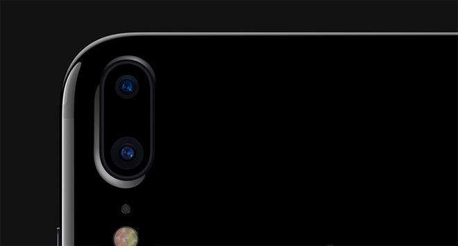 iPhone câmeras na vertical
