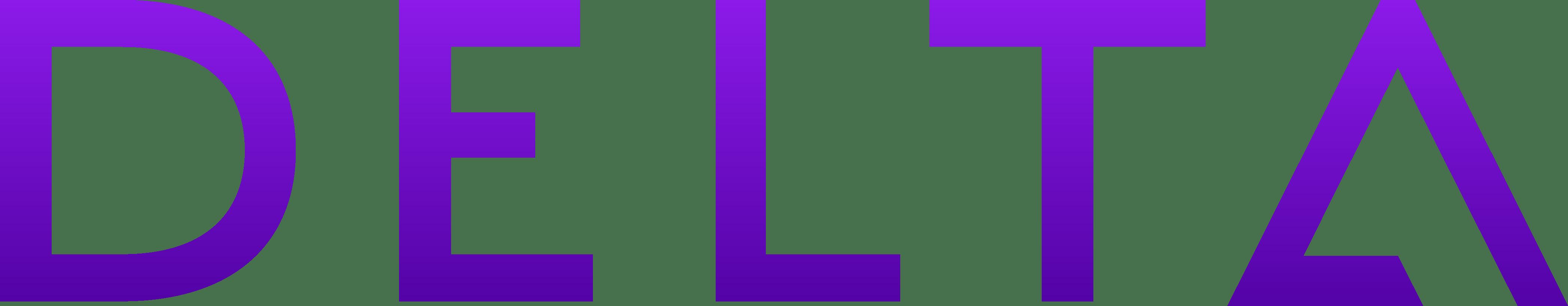 Delta logotipo