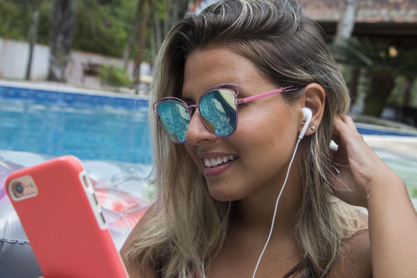 EarPods com conector para fones de ouvido de 3,5mm