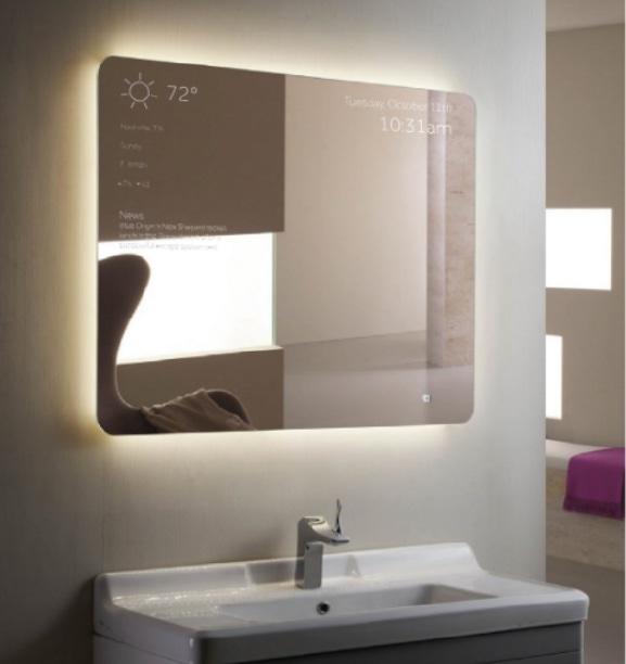 Griffin Connected Mirror, espelho inteligente