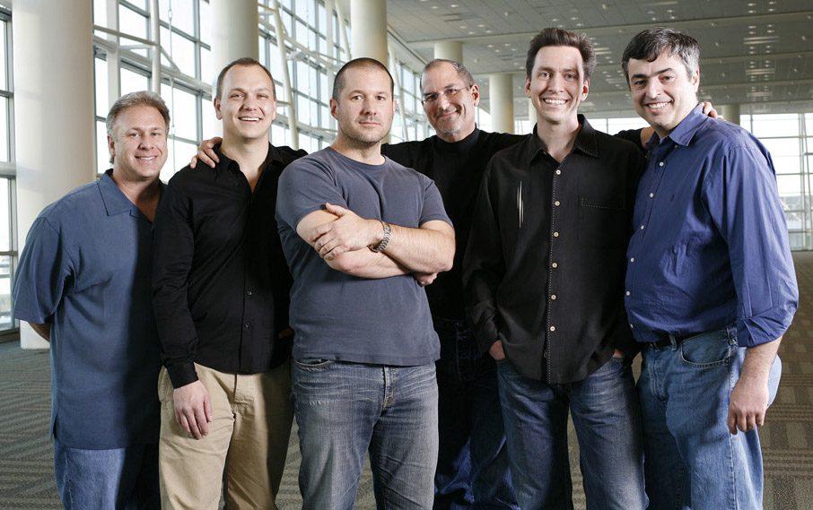 Executivos da Apple