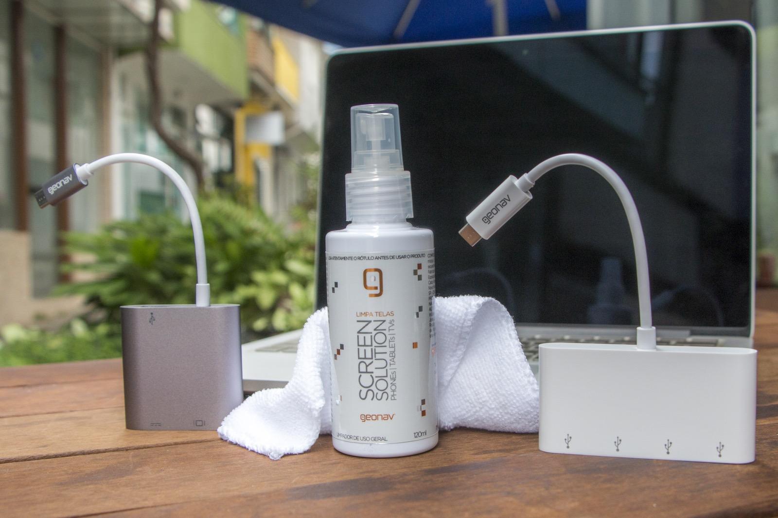 Novos produtos da Geonav, disponíveis na MM Store