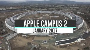 Vídeo - Apple Campus 2
