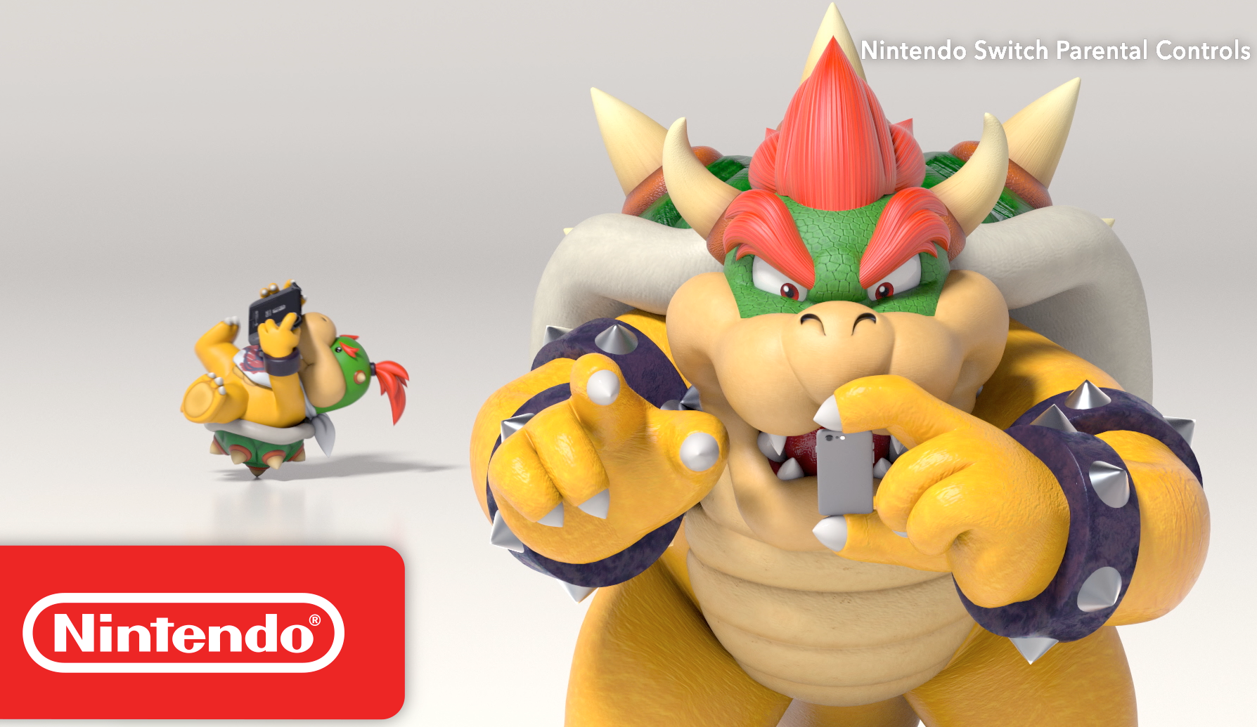 Nintendo Switch Parental Control Bowser
