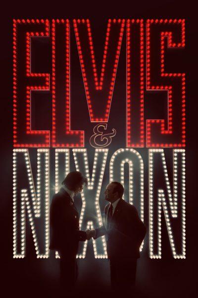 "Pôster do filme ""Elvis & Nixon"""