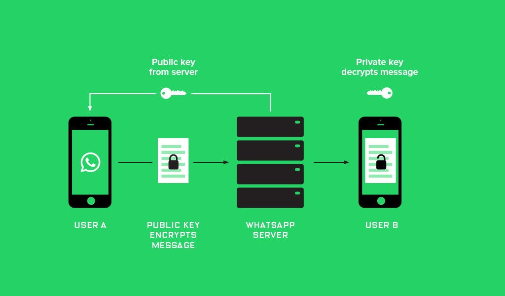 Como funciona a criptografia no WhatsApp