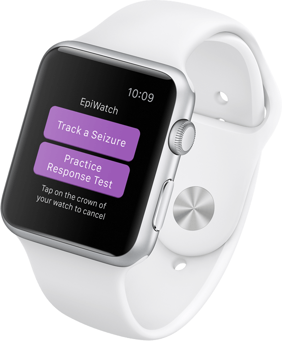 Encontrando formas de prever convulsões com o Apple Watch