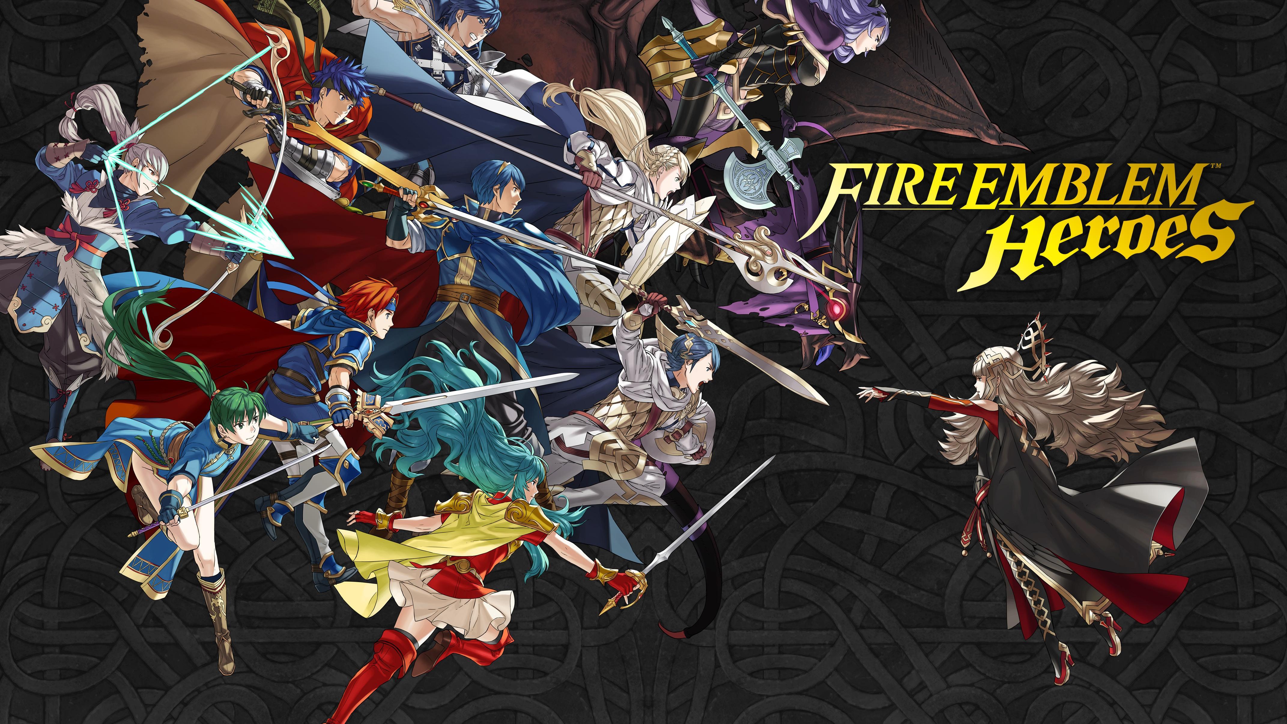 Fire Emblem Heroes, da Nintendo