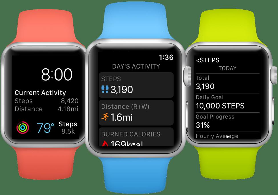 HealthView Apple Watch