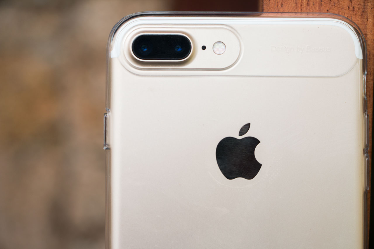 Capa Super Slim para iPhone 7 Plus, da Baseus