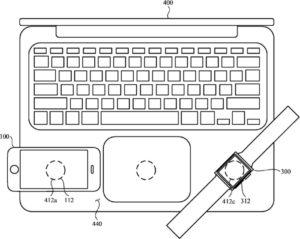 Patente carregamento por indução