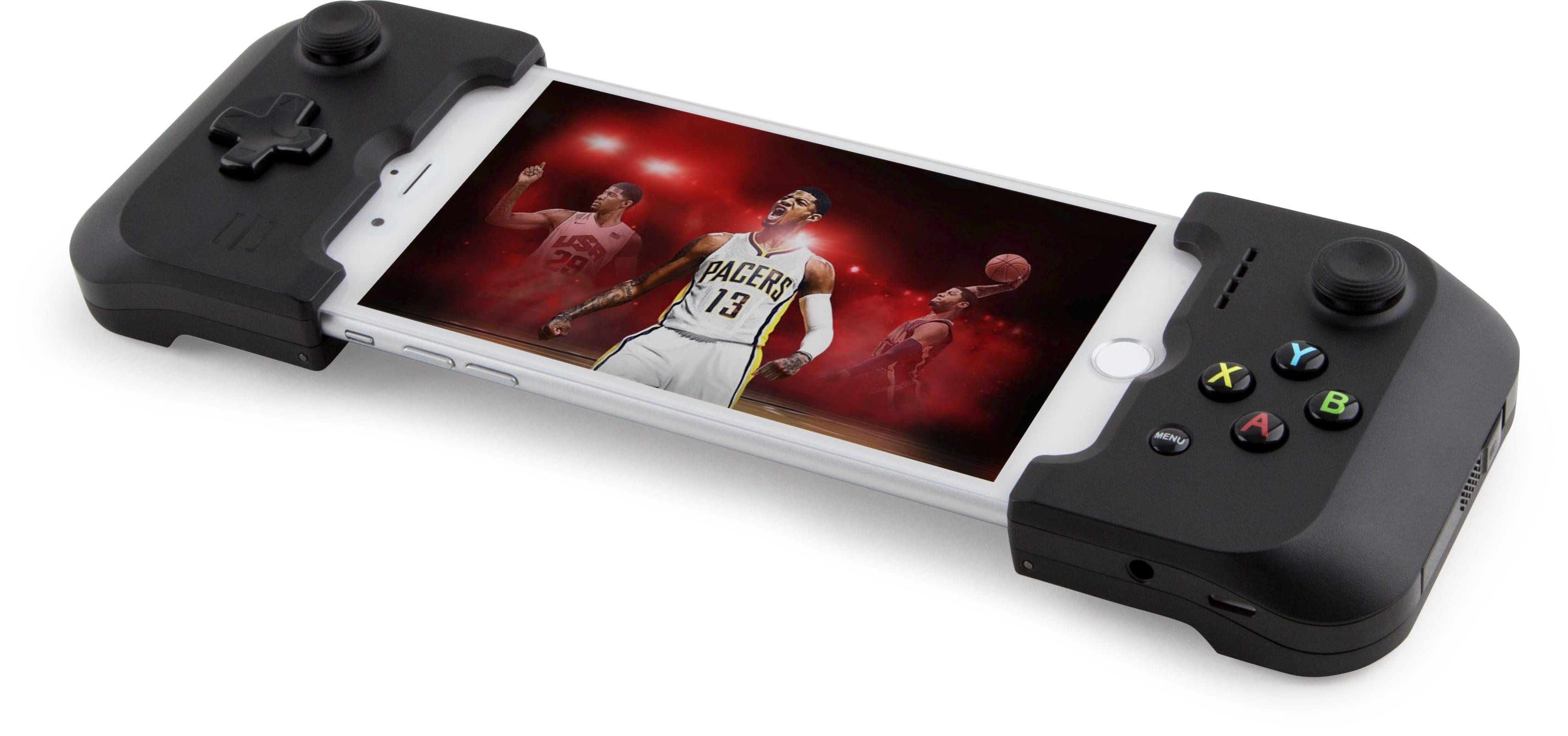 Novo acessório Gamevice para iPhone 7 e 7 Plus