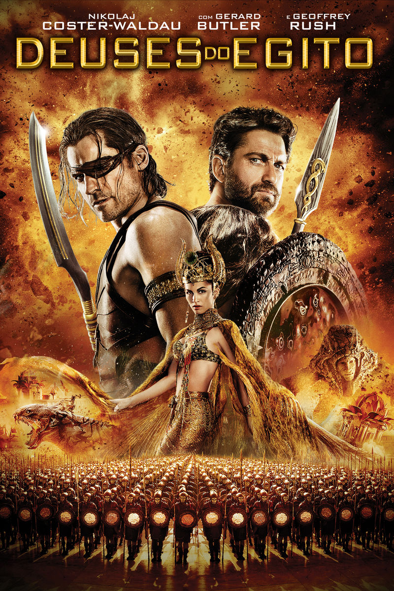 Filme - Deuses do Egito