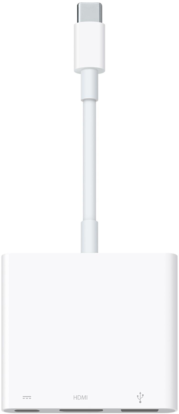 Apple - Adaptador de USB-C para AV digital multiporta