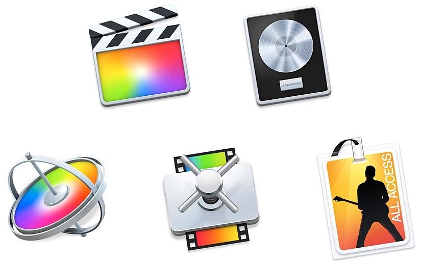 Pro Apps Bundle for Education da Apple