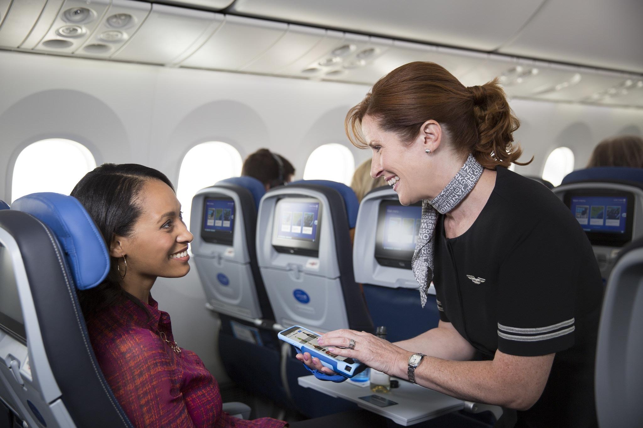 IBM e Apple em parceria com a United Airlines