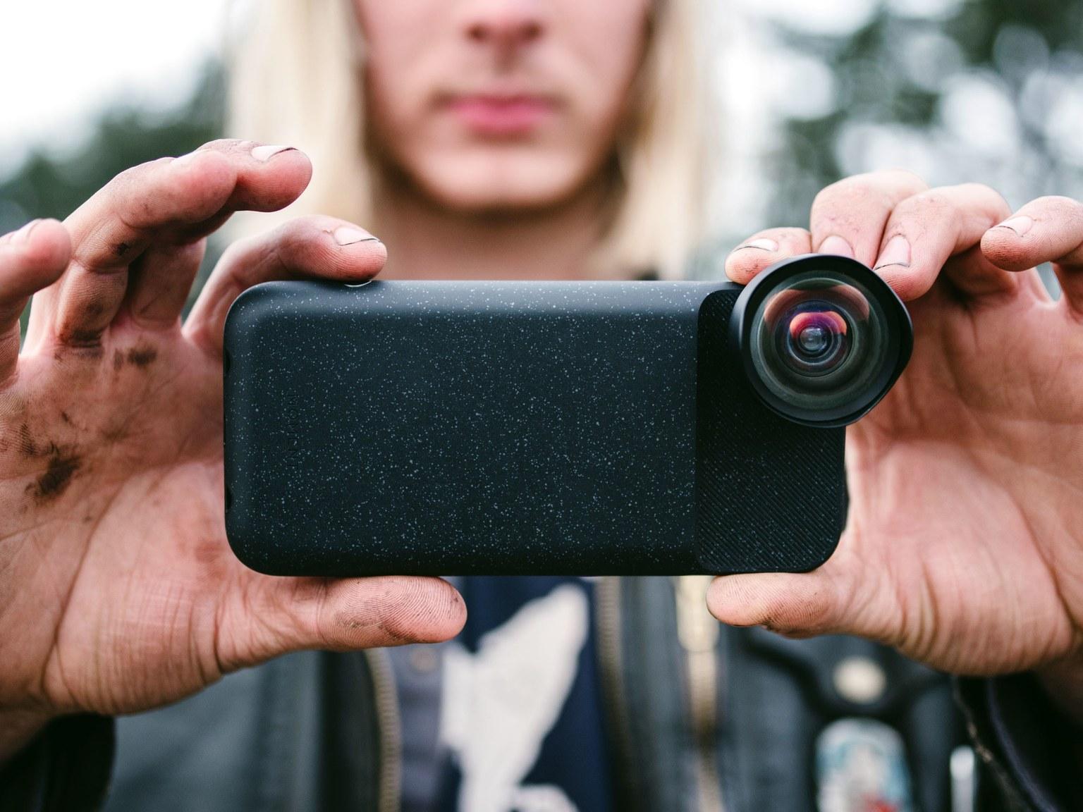 Nova Battery Photo Case, da Moment