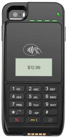 iPhone 5s utilizado como terminal de pagamento pela Apple nos EUA