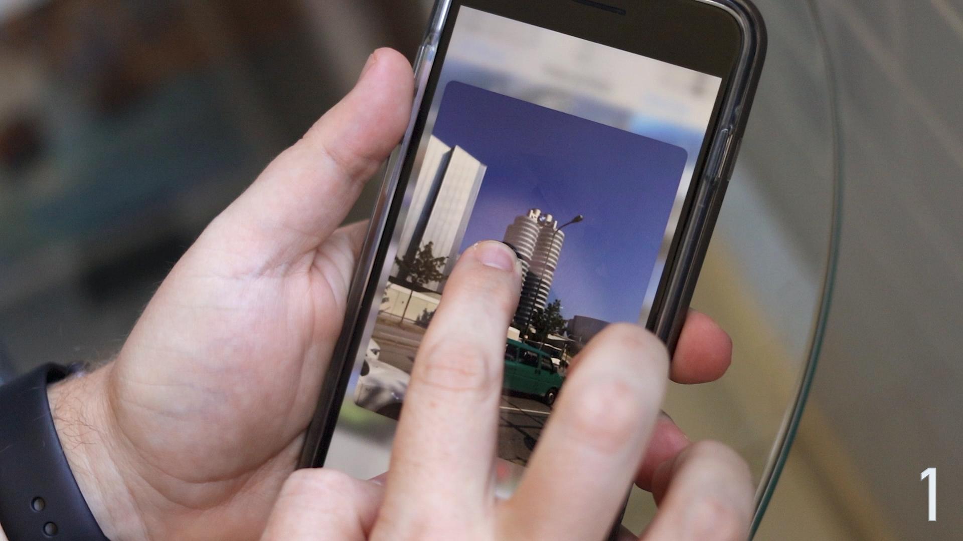 Vídeo sobre o 3D Touch