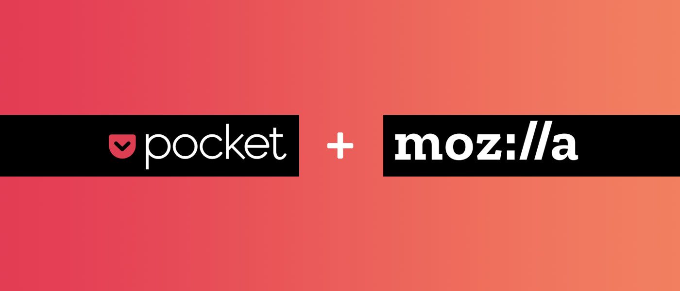 Pocket e Mozilla