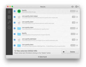 App TrashMe para macOS