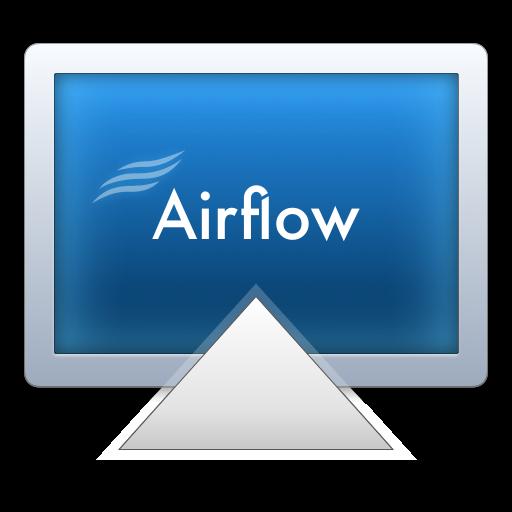 Ícone do app Airflow para macOS