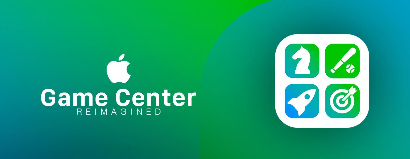 Game Center Mockup