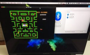 Joy-con do Nintendo Switch funcionando em Mac
