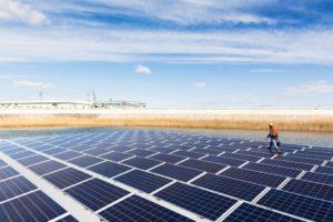 Energia renovável na Ibiden, fornecedora da Apple no Japão
