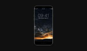 """Conceito de """"iPhone 8/X/Edition"""""""